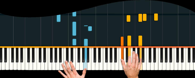 Piano, Illustration